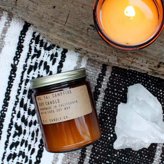 N°14  Campfire P.F. Candle Co.