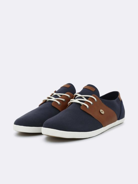 Tennis Cypress stripes navy Faguo