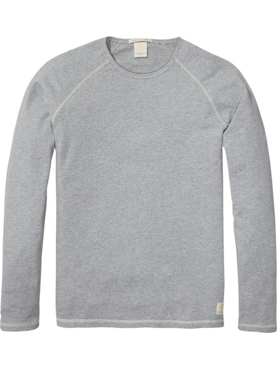 Sweat-shirt gris Home Alone Scotch&Soda