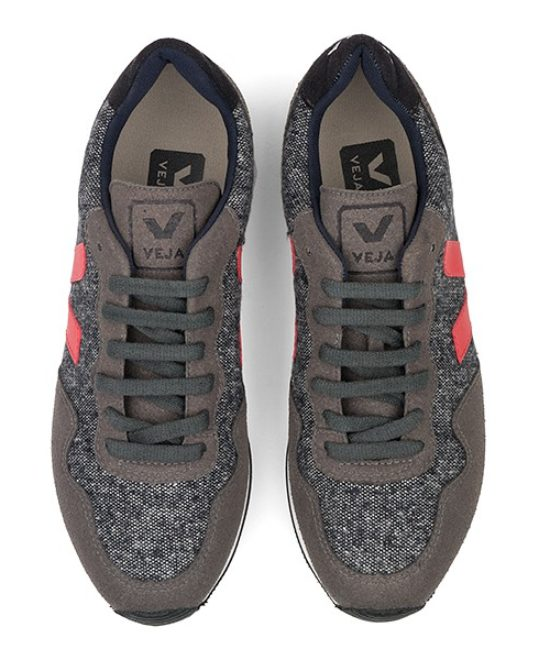Sneakers grises arcade flannel grafite
