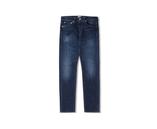 JEAN EDWIN ED-80 SLIM TAPERED SOLSTICE WASH