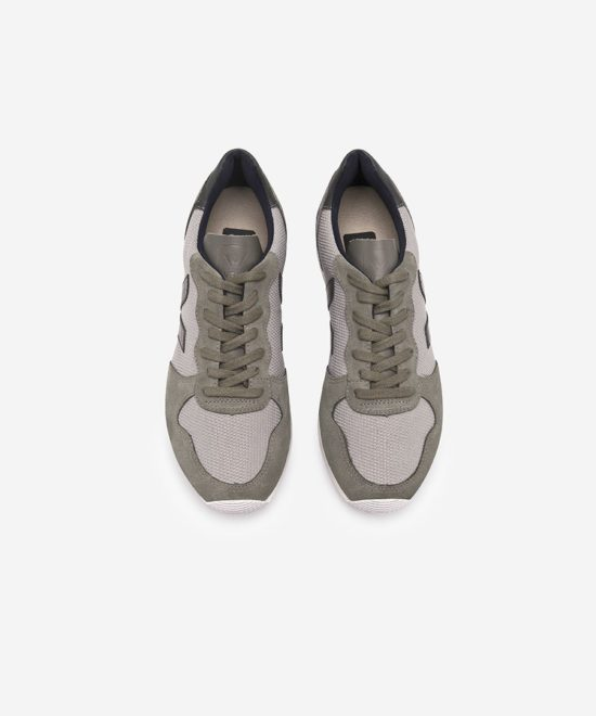 Baskets holiday low top B-mesh silver grey black