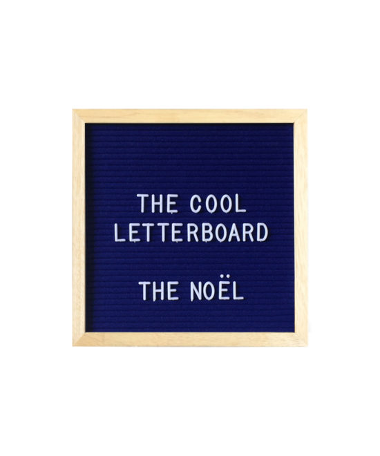 Letter Board The Cool Company Marine, petit format