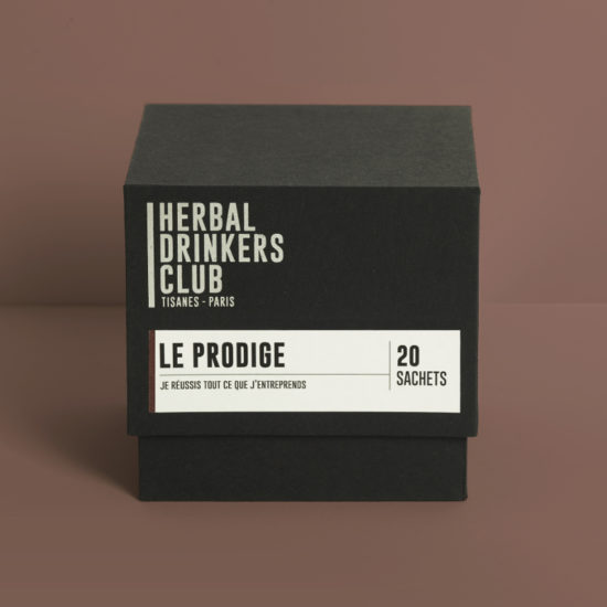 "Tisane ""Le Prodige"" Herbal Drinkers Club"