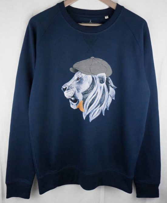 "Sweat marine ""Lion Dandy"""