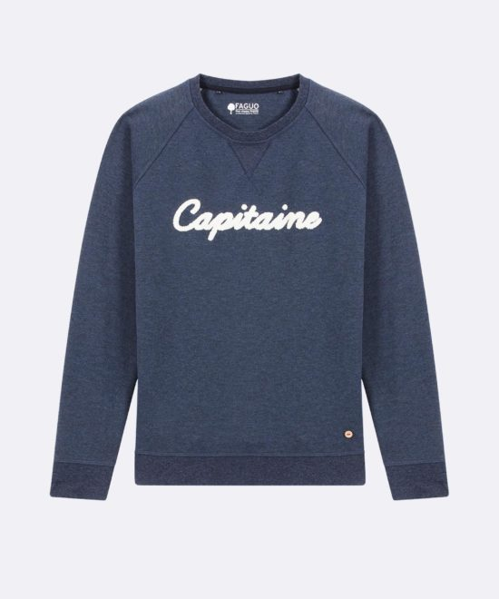"Sweat marine ""Capitaine"""