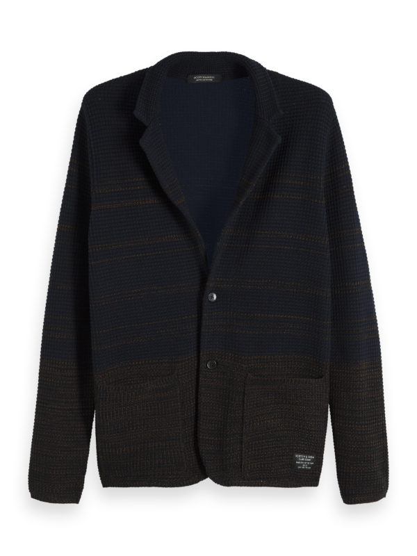 Blazer Destructuré Navy