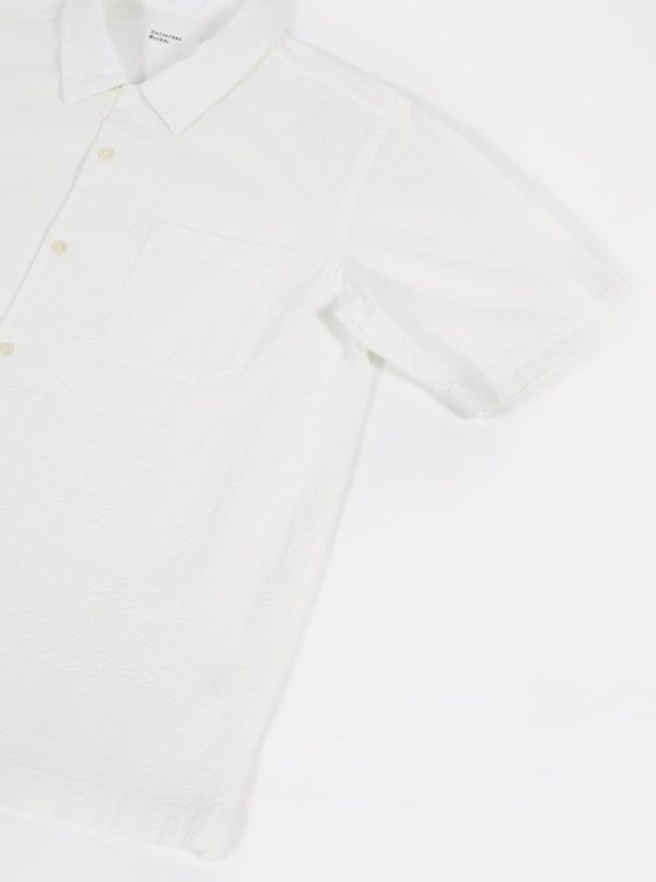chemise blanche manches courtes 4