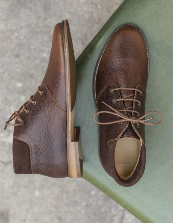 Chaussure M. Moustache Hubert Desert Boots Fall 2019