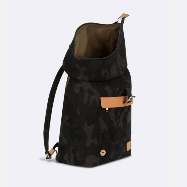 backpack in wool camo cycling faguo winter 19 for a mon image paris