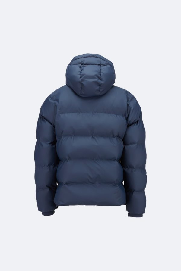 puffer jacket navy Rains winter 19