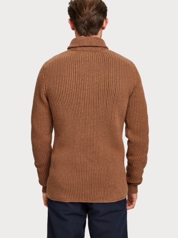 pull in wool tabacco scotch&soda winter 19