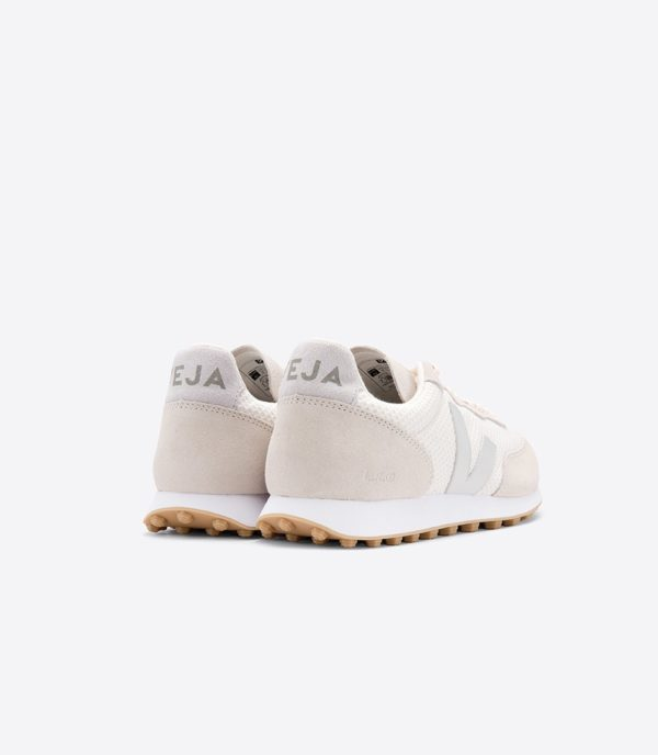 sneakers rio branco running veja artic white and silver for a mon image paris SS20