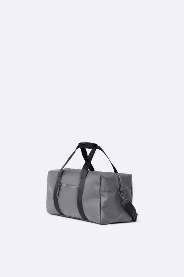 sport bag gym bag charcoal grey rains spring summer 2020 for amonimageparis.com
