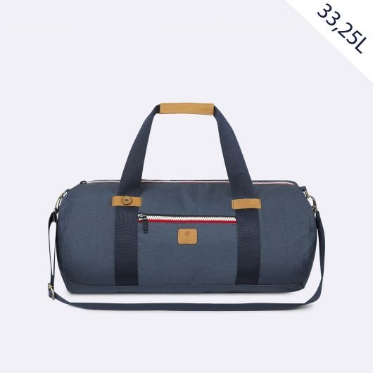 spprts bag big duffle in navy blue spring summer 2020 by faguo for amonimageparis.com