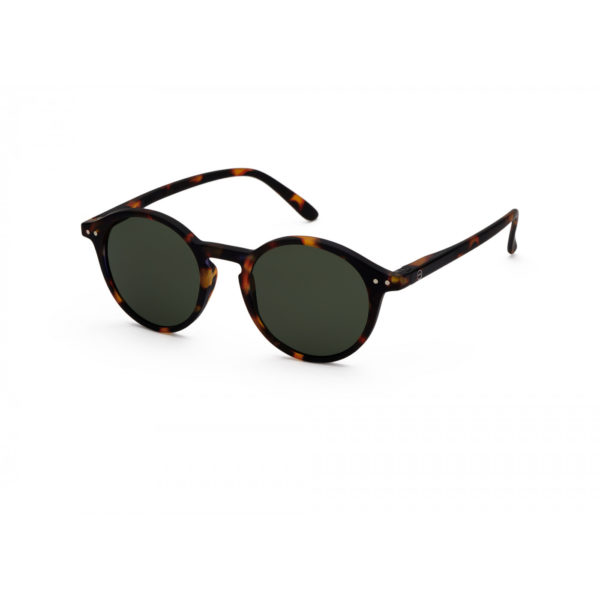 sunglasses #D in tortoise Izipizi Summer 20 for A Mon Image Paris